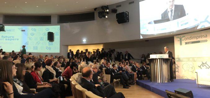 Grande successo del Forum per i 15 anni di Fondimpresa: milestone per la trasformazione dei saperi