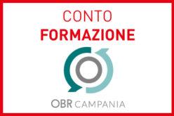 Conto Formazione ordinario  +150% in Campania nel 2018. Obiettivo 2019: RADDOPPIARE!