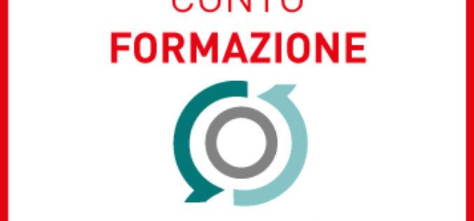 Il Conto Formazione: nuove prospettive nel supporto alla  competitività d'impresa