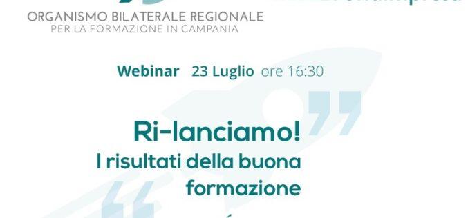 Le buone pratiche formative in Campania e l'indagine CAWI di INAPP-Fondimpresa